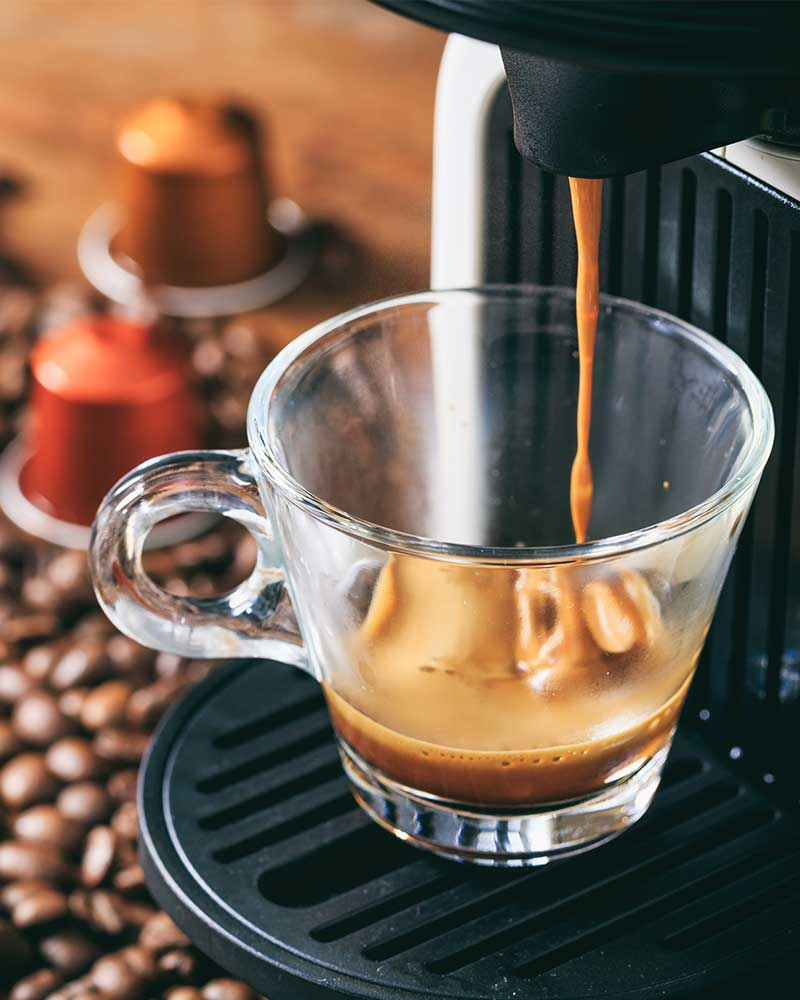 Coffee micro-markets from Universal Vending Management