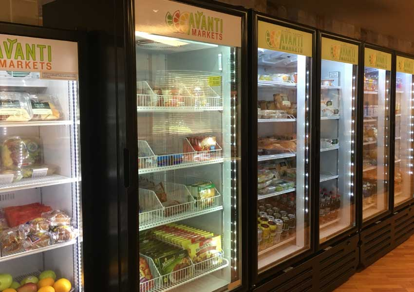 Micro-markets by Universal Vending Management